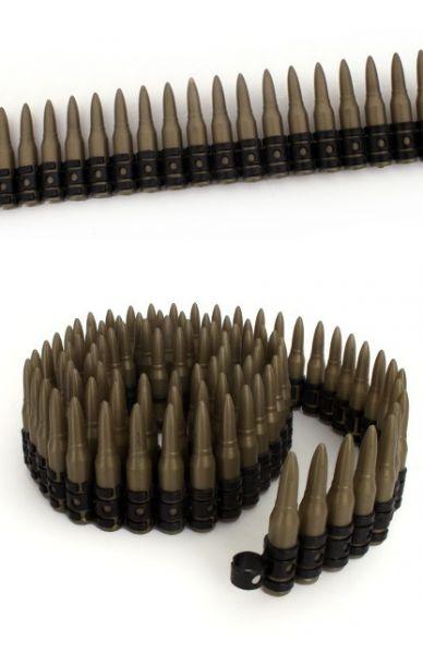 Kogelriem met 96 kogels