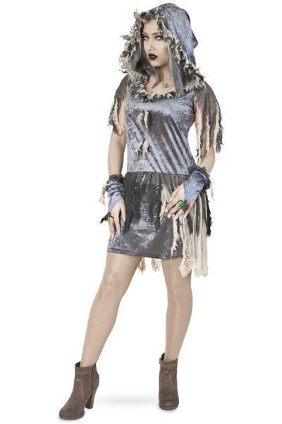 Sexy Zombie bruidsjurk