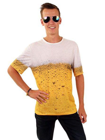 Vrijgezellenfeest Bier T-shirt Oktoberfest