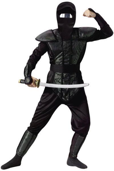 Carnavalskleding Ninja outfit