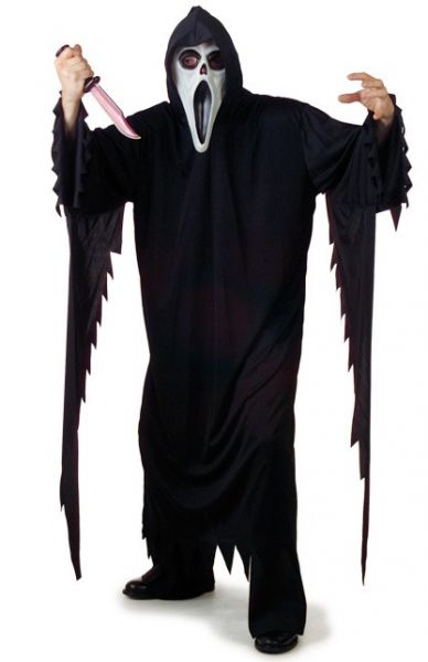 Halloween Horror gewaad Scream volwassenen