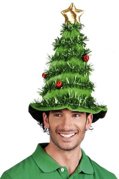 Muts Kerstboom met kerstster