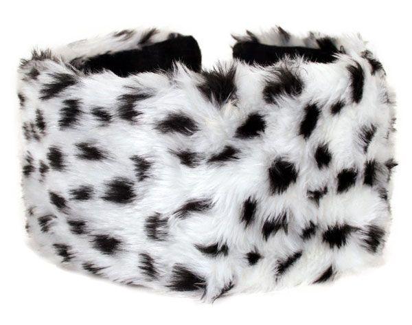 Hoofd- haarband dalmatiër