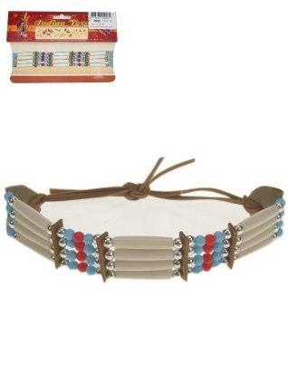 Indianen halsband klein