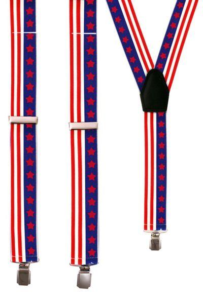 Bretels stars stripes USA Amerika