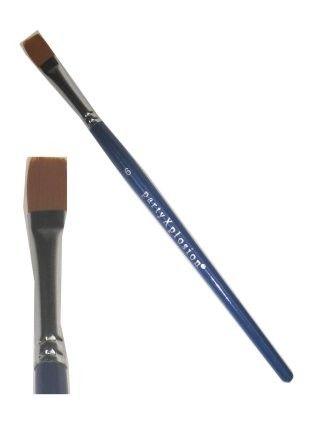 Schminkpenseel plat 9 mm breed PXP