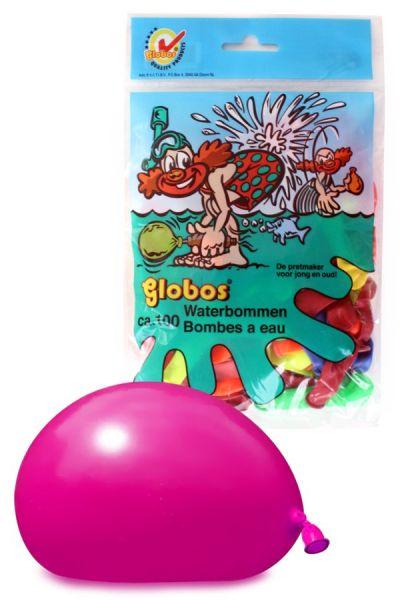 Waterbommen ballonnen 3 inch 1000 stuks
