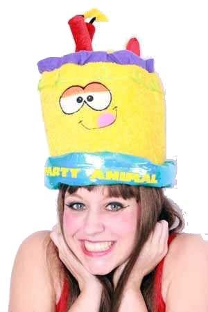 Fun hoed party animal