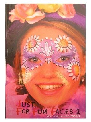 Schminkboek just for fun faces deel 2