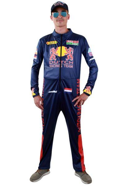 Formule 1 overall kostuum - F1 racecoureur pak