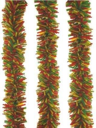 Plastic slinger rood geel groen brandveilig