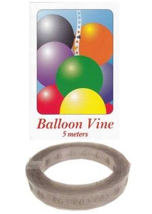 Ballonnen streng Balloon vine 50m