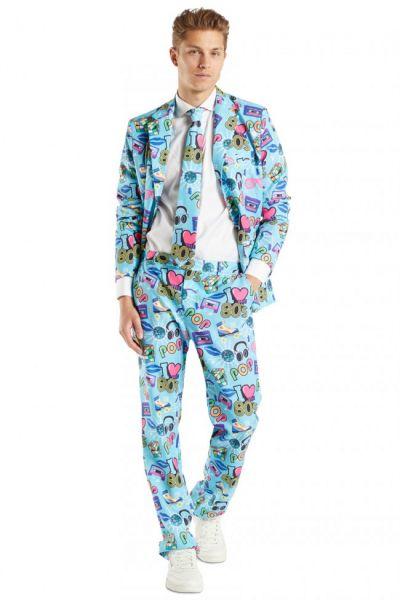 We love the 80's kostuum 3-delig