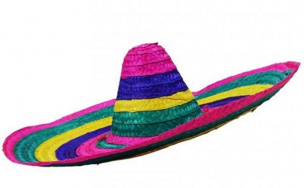 Grote Mexicaanse Sombrero Acapulco