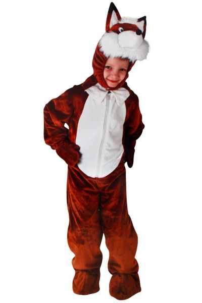 Vos kostuum pluche kinderen