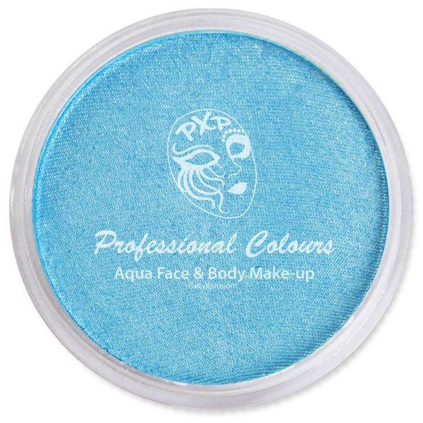 PartyXplosion schmink Pearl Hemelsblauw