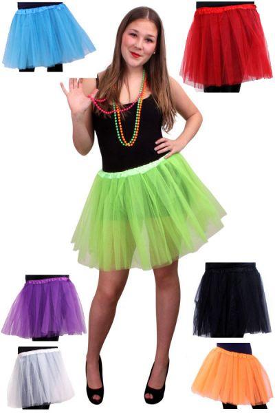 Mooie Carnavalskleding Dames.Tule Dames Rokje In Diverse Kleuren Carnavalsjassen Binnen 24 Uur