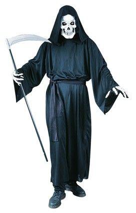 Horror de dood outfit kleren