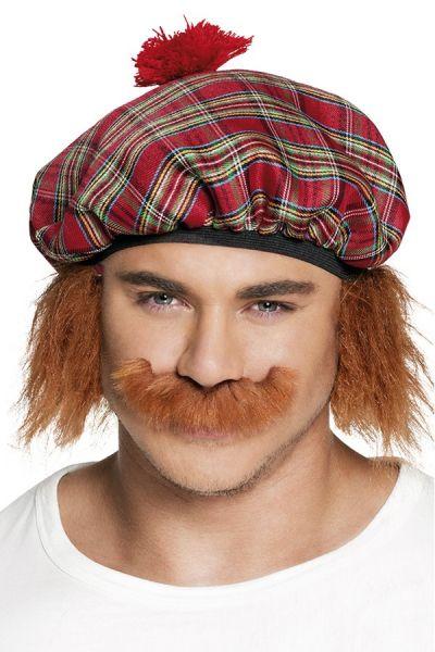 Snor roodbruin Scotsman
