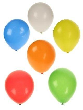 Ballonnen 50 x assorti kleuren maat 9
