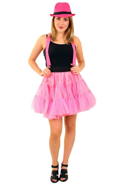 Petticoat pink 3-laags
