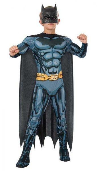 Stoere Batman muscle chest carnavalskleding kind