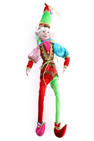 Clownspop pierrette 67 cm