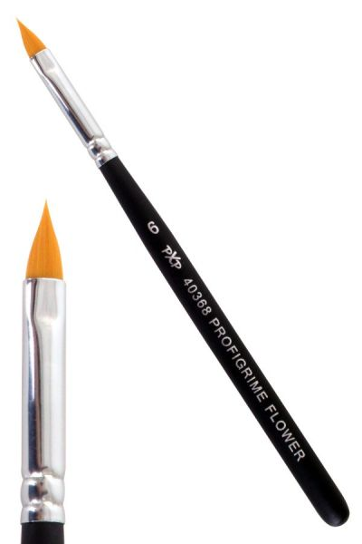 PXP penseel bloem synthetisch profigrime maat 6