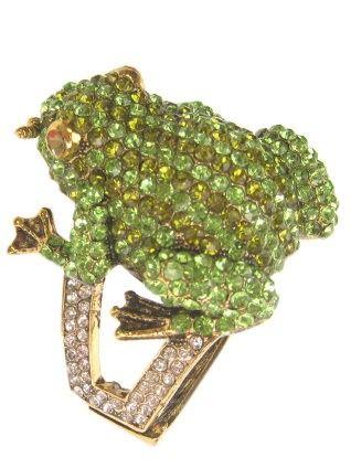 Armband met Oeteldonkse kikker