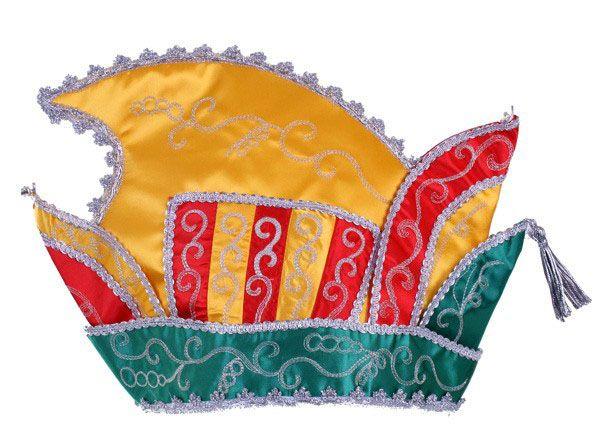 Prinsensteek Carnavalskleuren