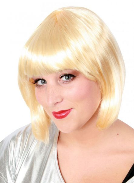 Bobline dames pruik blond sensation