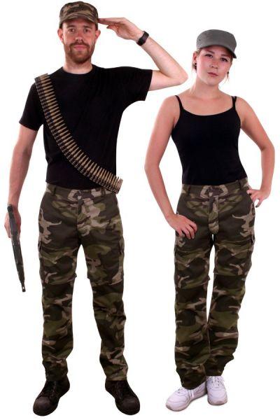 Militaire Camouflage broek
